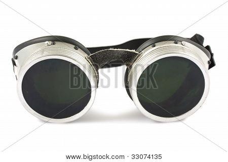 Schweiß-Brille