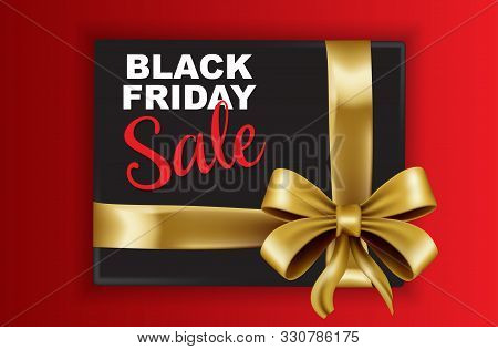 Balck Friday. Black Friday Sale Banner. Black Friday Sale Banner Vector Design Template For Website,