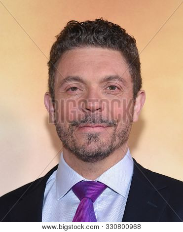 LOS ANGELES - OCT 29:  Nick Basta arrives for the 'Harriet' Los Angeles Premiere on October 29, 2019 in Los Angeles, CA