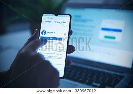 Facebook Is Most Popular Social Media Service