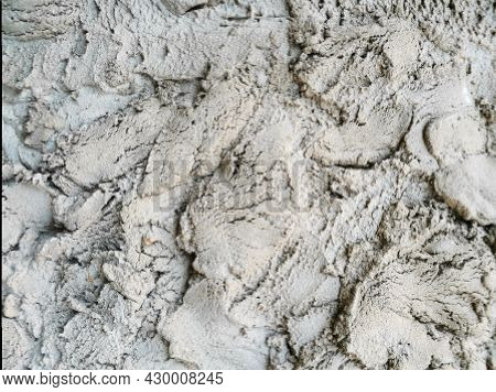 Gray Texture Background. Abstract Gray Concrete Texture. Luxurious Gray Cement Texture Surface. Gray