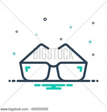 Mix Icon For Glasses Eye Optical Fashion Frames Protection Eyewear Style Sunglasses Eyeglasses Spect
