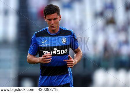 Torino, 14 August 2021. Matteo Pessina Of Atalanta Bergamasca Calcio  During The Friendly  Match Bet