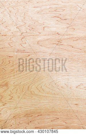 A Vertical Shot Of A Soft Brown Wood Texture Against A Beautiful Natural Wood Grain Background, Natu