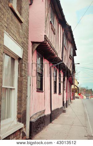 Suffolk Town Houses