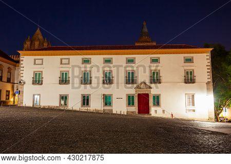 Museum Of Evora Or National Museum Or Museu Nacional Frei Manuel Do Cenaculo In Evora City, Portugal
