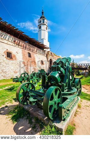 World War Ii Military Museum At The Belgrade Fortress Or Kalemegdan Fortress In The Centre Of The Be