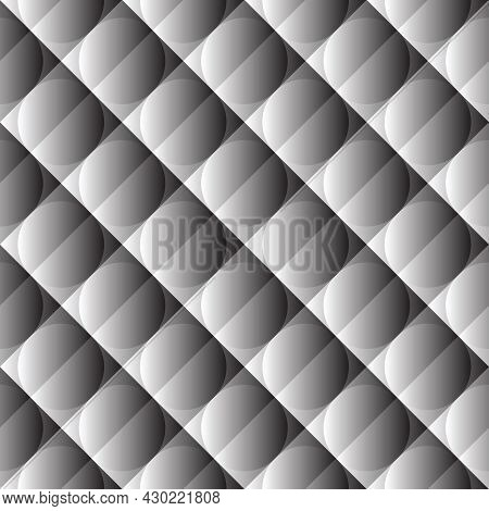 Seamless Geometric Pattern Or Texture Background For Wallpaper. Vector Illustration