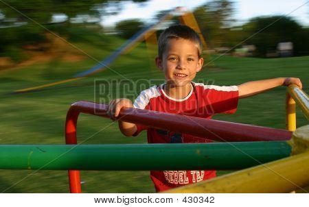 Playground Boy 4