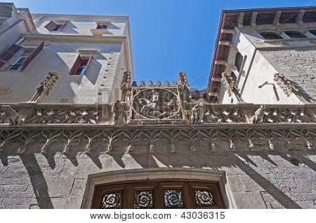 Generalitat In Barcelona, Spain