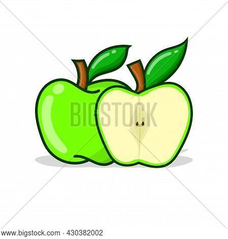 1 Green Apple Set