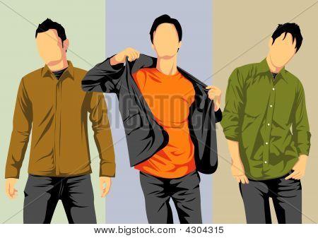 Trio Cool Guy