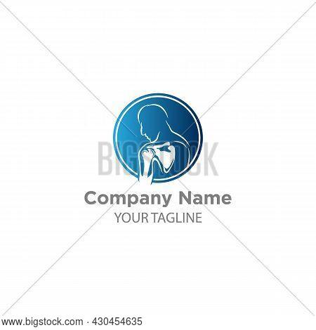 Orthopedic Health Bone Logo Design,orthopedic Health Bone Logo Design.eps 10