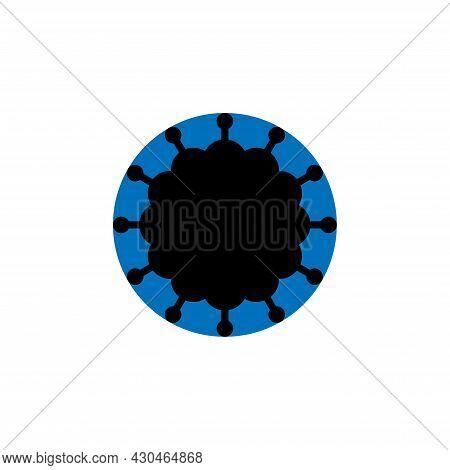 World Pandemic Corona Virus Vector Illustration, Good For Health Icon Logo
