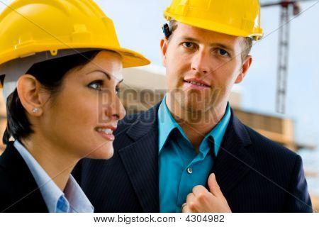Portrait Of Architects