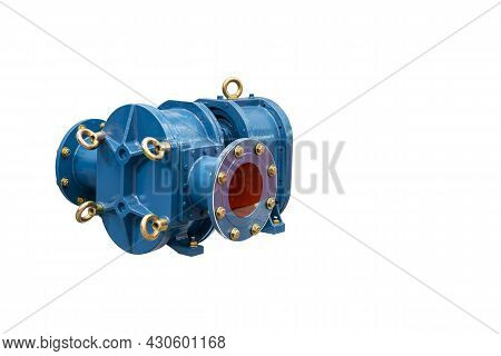 Industrial Rotary Or Lobe Gear High Pressure Vacuum Positive Displacement Pump For Flow Rate Control
