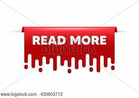 Read More Symbol. Red Ribbon Tag Banner. Navigation Sign. Get Description Info. Read More Sticker Ri