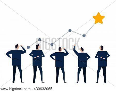 North Star Metric Start-up Company Measure Success Lead To Revenue Customer Value And Measure Progre