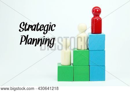 Peg Dolls, Ladders And The Word Strategic Planning