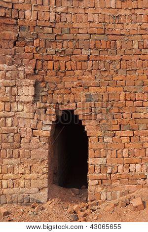Brickyard Kiln Entrance