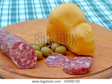 Sardinian Appetizer