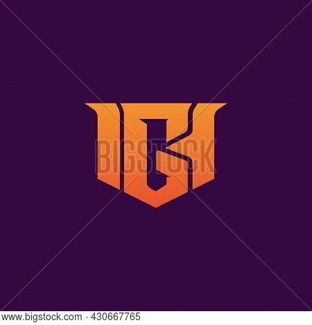 Esport G Gaming Logo Design Template Inspiration. E-sport Letter Logo Design Concept Template