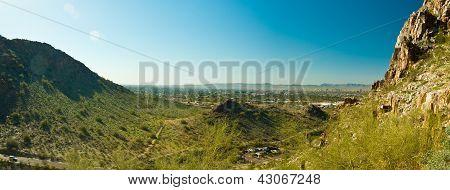 Piestewa / Squaw Peak Panoramic
