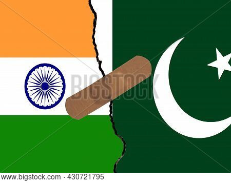 Restoring Relations Between India And Pakistan. A Plaster That Binds The Crack In Relations.