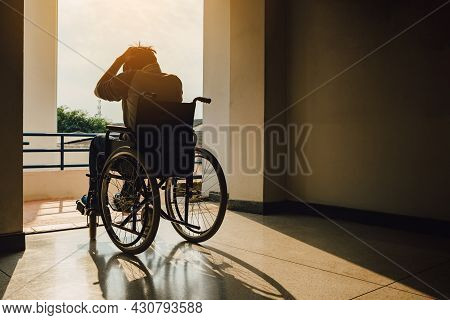 Disability Leads To Depression From An Injury Or A Chronic Illness Like A Stroke.