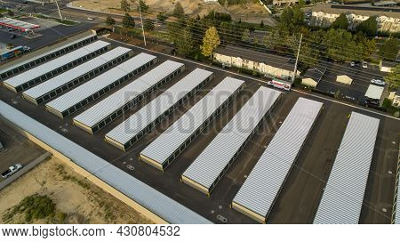 Self Storage Units Where People Can Store Their Property