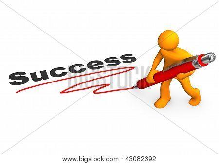 Manikin Success