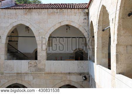 Traditional Ottoman Building Cinci Han In Safranbolu, Turkey.
