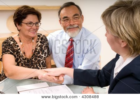 Making A Agreement