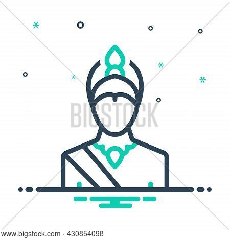 Mix Icon For God The-lord Sovereign The-almighty The-holy-trinity The-deity