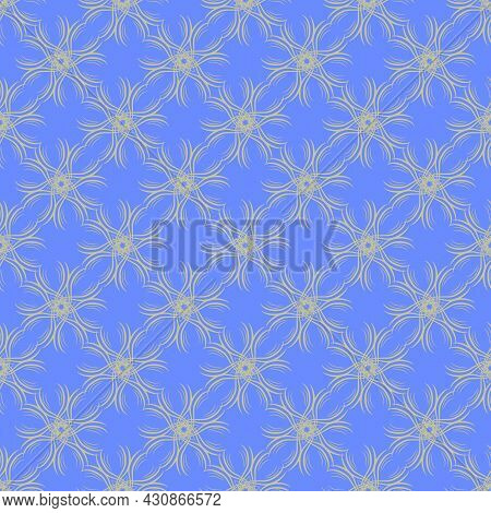 Abstract Colorful Seamless Pattern. Fashion Graphic Background Design. Modern Stylish Abstract Textu