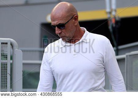 Milano, 21 August 2021. Davide Ballardini, Head Coach Of Genoa Cfc   During The Serie A Match Betwee