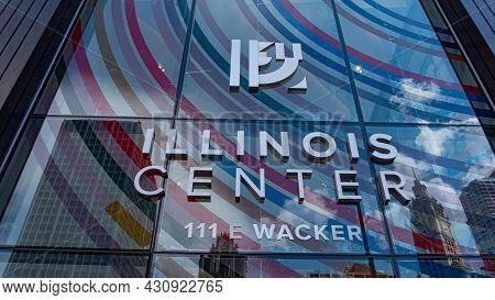 Illinois Center In Chicago - Chicago, Illinois - June 11, 2019
