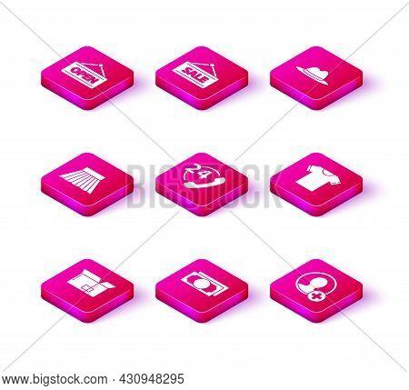Set Carton Cardboard Box, Stacks Paper Money Cash, Skirt, Telephone 24 Hours Support, Create Account