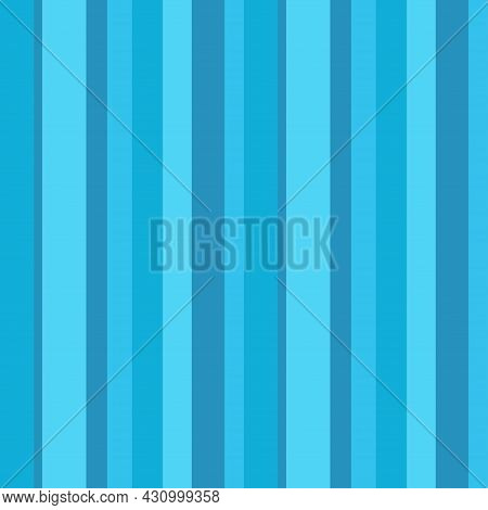 Seamless Pattern With Many Lines. Striped Background. Abstract Texture With Stripes. Print For Polyg