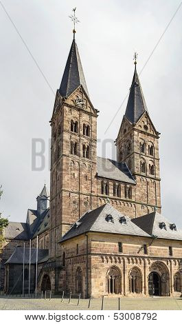 Fritzlar Cathedral, Germany