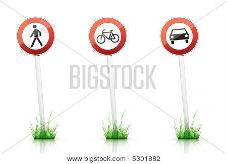 Traffic Sign Warning