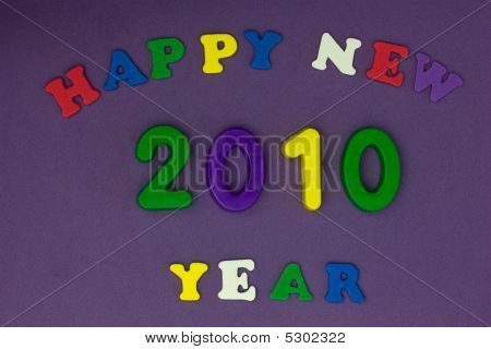 New Year2010