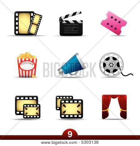 Icon Series - Movie And Film