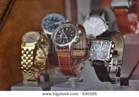 Pawned Watches