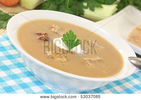 Delicious Duck Soup
