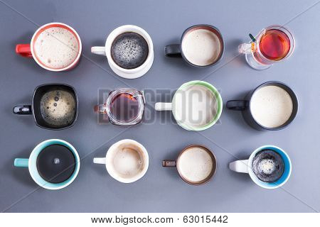 Time For Your Daily Dose Of Caffeine