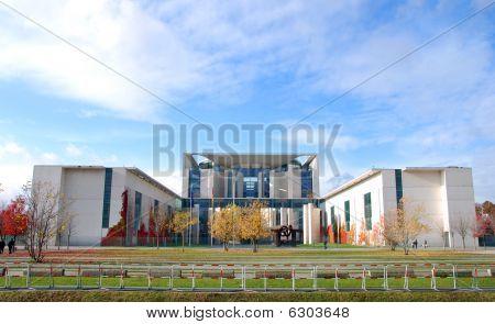 Berlin Chancellery Kanzleramt