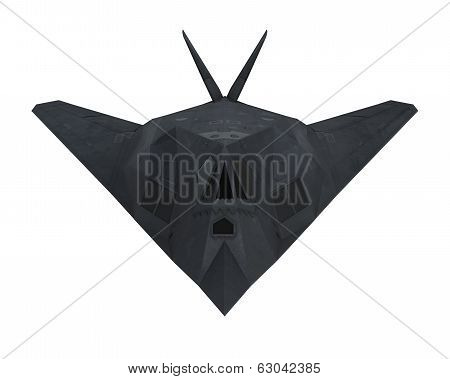Stealth Fighter Aircraft