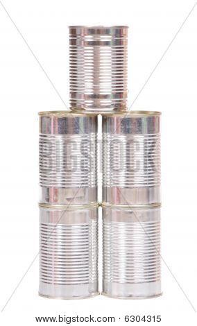 Stack Of Tins
