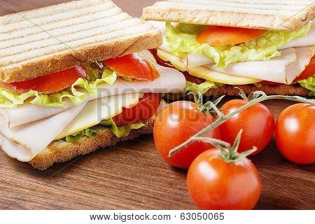 Delicious Sandwiches